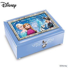 Disney FROZEN Music Box