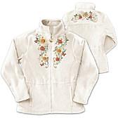 Sunflower Splendor Women's Jacket
