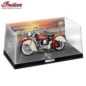 1948 Indian Chief Sculpture