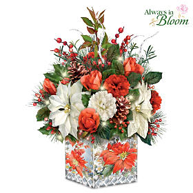 Holiday Treasures Table Centerpiece