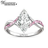 Shimmering Hope Ring
