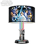 Star Wars Original Trilogy Skywalker's Lightsaber Legacy Table Lamp 122355001