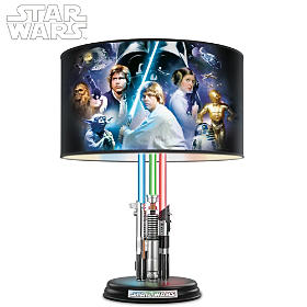 Star Wars Lightsaber Legacy Lamp