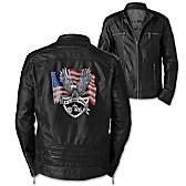 Biker's Blessing Men's Jacket