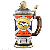 Denver Broncos Collector's Stein