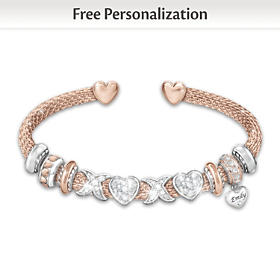 All My Love Personalized Bracelet