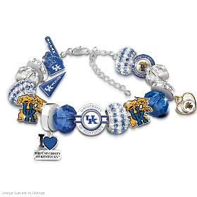 Kentucky Wildcats Fashionable Fan Bracelet