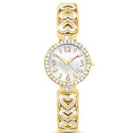 Today, Tomorrow, Always Diamond Women's Watch
