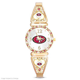 My 49ers Women's Watch