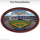 New York Yankees Personalized Stadium Wall Decor