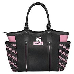 Hello Kitty Style Icon Tote Bag