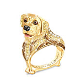 Best In Show Labrador Ring