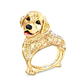 Best In Show Golden Retriever Ring