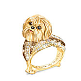 Best In Show Shih Tzu Ring