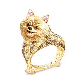 Best In Show Pomeranian Ring