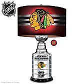 Chicago Blackhawks® Stanley Cup® Lamp