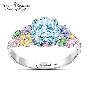 Thomas Kinkade Colors Of Inspiration Ring