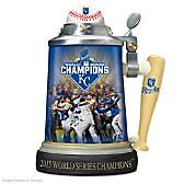 Kansas City Royals 2015 World Series Stein