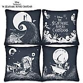 The Disney Nightmare Before Christmas Pillow Set