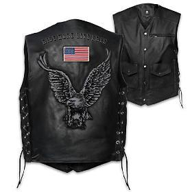 Open Road Men's Vest