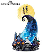 Disney The Nightmare Before Christmas Moonlight Magic Lamp