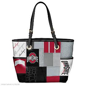 Ohio State Buckeyes Tote Bag