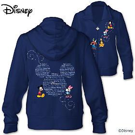 Forever Disney Women's Hoodie