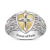 Power Of Faith Ring