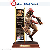 OZZIE SMITH Sculpture