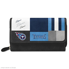 For The Love Of The Game Tennessee Titans Wallet