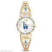 My Dodgers Women's Watch