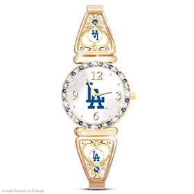 My Dodgers Women's Watch