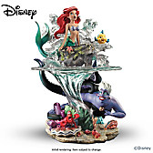 Disney Part Of Her World Masterpiece Sculpture