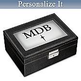 My Dear Grandson Personalized Keepsake Box