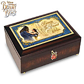 Disney Beauty And The Beast Music Box
