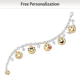 A Message Of Love Bracelet