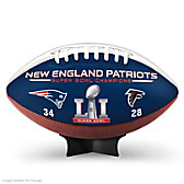 Super Bowl LI Champions Patriots Football