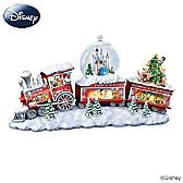 Disney Snow Flurry Express Snowglobe