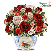 Messenger From Heaven Table Centerpiece