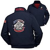 Devil Dogs Men's Jacket