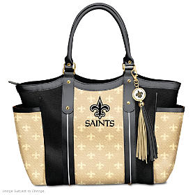 Touchdown Saints! Tote Bag