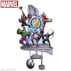 MARVEL Avengers Assemble Wall Clock