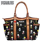 The PEANUTS Gang Tote Bag