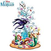 Disney The Little Mermaid Tabletop Tree
