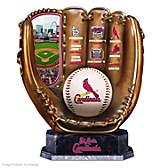 St. Louis Cardinals Glove Sculpture