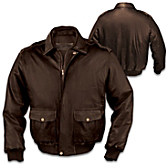 John Wayne Leather Jacket