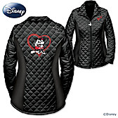 Disney Heart Of Full Magic Women's Jacket