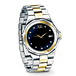Timeless Love Stainless Steel Men's Watch - Romantic Jewelry Gift For Him