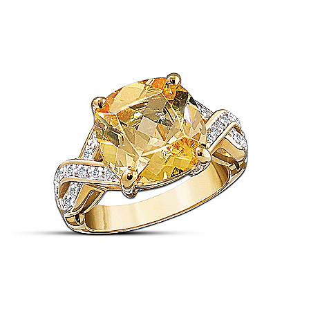 Reflections Color-Changing Women's Ring