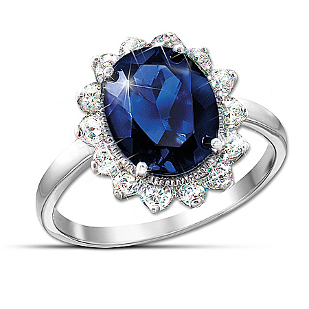 The Kate Middleton Engagement Ring Replica: Royal Inspiration